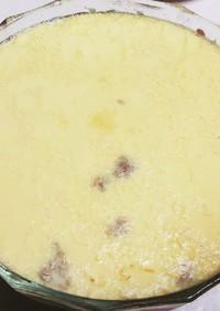 耐熱キャセロールで作る中華茶碗蒸し