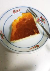 小麦粉なしのチーズケーキ