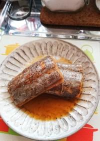 簡単!太刀魚の煮付けo(^o^)o
