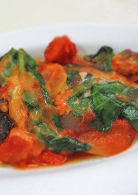 さんま山椒煮イタリアン