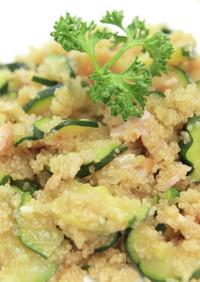 ズッキーニ&アマランサス〜お弁当料理