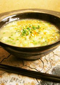 うどん  乾物の水出し&乾麺の出汁漬け