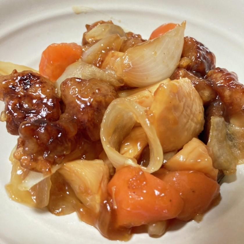 中華料理の定番が簡単 酢豚