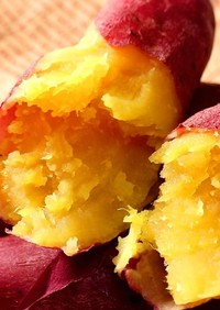 【ダイエット】炊飯器で!ねっとり焼き芋