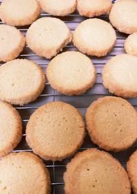 FPで簡単☆サクサクバタークッキー