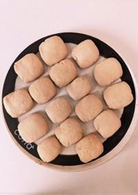 バター不使用!粉糖オリーブオイルクッキー