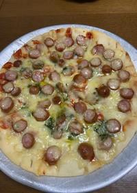 より美味しく!市販のピザ+とろけるチーズ