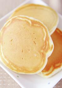 卵不使用のパンケーキ♡手づかみ離乳食にも