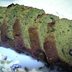 HCmix☆で黒豆入り抹茶パウンドケーキ