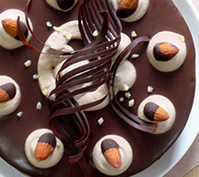 デコレーションケーキ*チョコレートケーキ