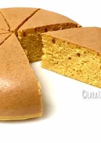 炊飯器で100%米粉(波里)の人参ケーキ