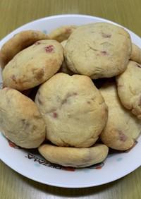 MrsWongちのいちごミルククッキー