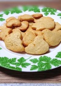 HMとココナッツオイルでサクサククッキー
