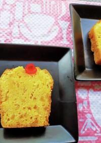 パイナップルたっぷりのパウンドケーキ♪