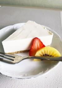 美味 レアチーズケーキ