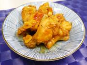 浅漬けの素で★鶏手羽の甘酢煮の写真