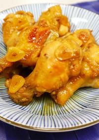 浅漬けの素で★鶏手羽の甘酢煮