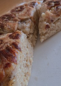 炊飯器で作るバナナケーキ(メモ用)