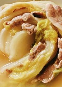 ミルフィーユ白菜☆塩バター・レモン風味