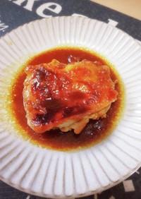 炊飯器で簡単鶏チャーシュー
