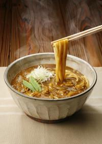 【卯月製麺】簡単とろ~り!カレーうどん