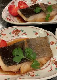 初めての煮魚