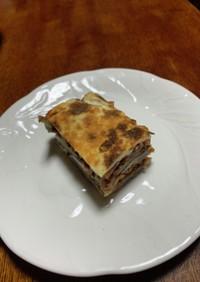 簡単美味しいギリシャ料理、ムサカ