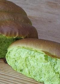 抹茶のパン