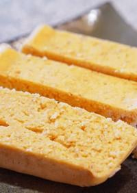 オートミールdeきな粉蒸しパン
