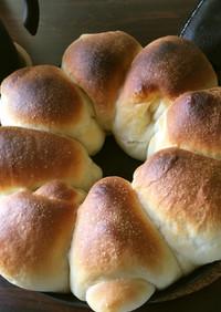 かんたんパン2 一次発酵は、炊飯器で。
