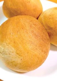 全粒粉入り丸パン