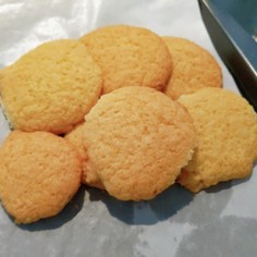 めちゃサクサクのクッキー
