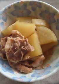 クックフォーミー(電気圧力鍋)豚バラ大根