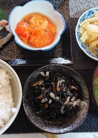 鱈ハラスの塩焼き朝御飯