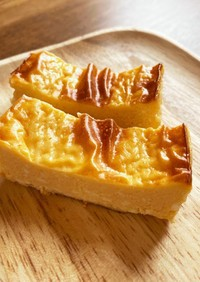 低糖質チーズケーキ*妊婦 糖尿 おやつ