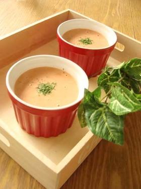 ヘルシー♪ トマトスープ