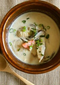 私のダイエット美容食-其の②-豆乳スープ