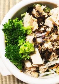 私のダイエット美容食-其の③ ツナサラダ