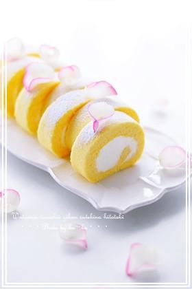 しっと~りふわふわロールケーキ