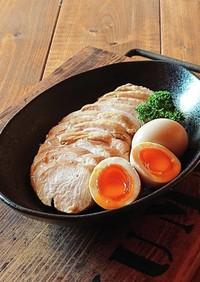鶏むね肉で★お酒がススム鶏チャーシュー