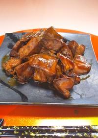 10分でできる♪ 超簡単鶏レバーの甘辛煮