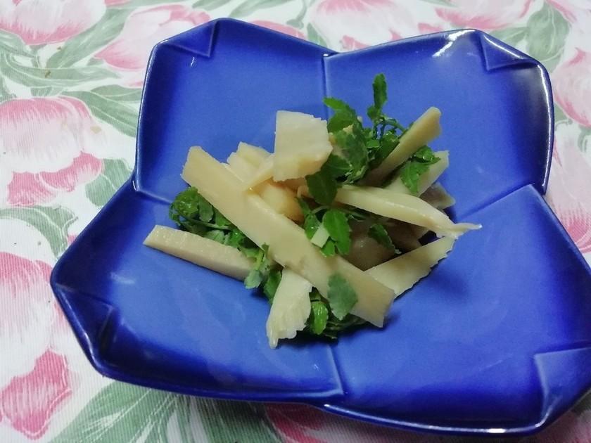 筍の簡単煮
