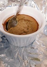 砂糖小麦粉不使用!茶バナナ蒸しパン風