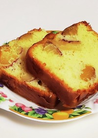 HMさつまいものパウンドケーキ