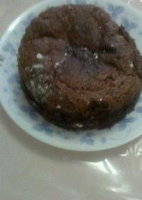 ガトーショコラホールケーキのレシピ