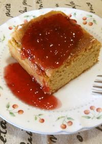 やばい低脂質&低糖質チーズケーキ