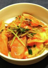 魚肉ソーセージ(さば)のケチャップ炒め☆