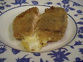 サーモンチーズフライ de Tanto!