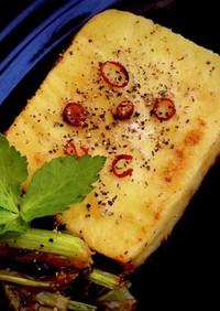 ダイエットに 簡単*高野豆腐のステーキ