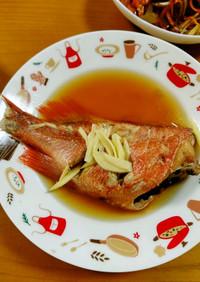 赤魚の煮付け★生姜醤油★簡単